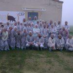 Visita de los alumnos del Máster de Producción y Sanidad Animal